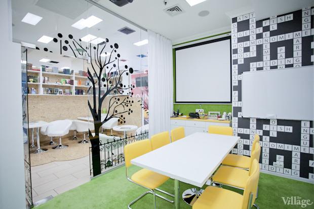 Новое место (Киев): Smart cafe BiblioTech. Зображення № 2.