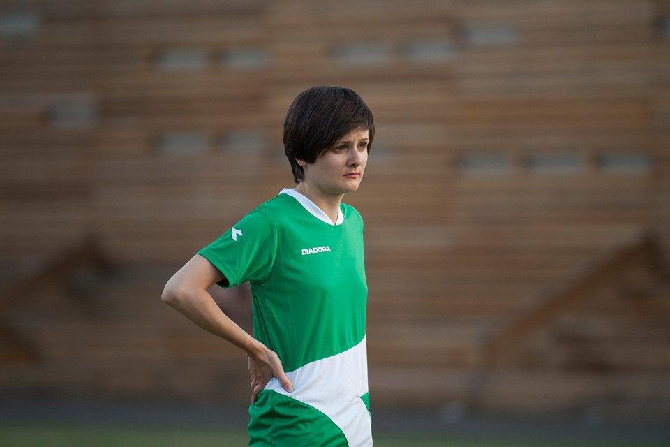 Футболистки в Таганском парке. Изображение № 10.