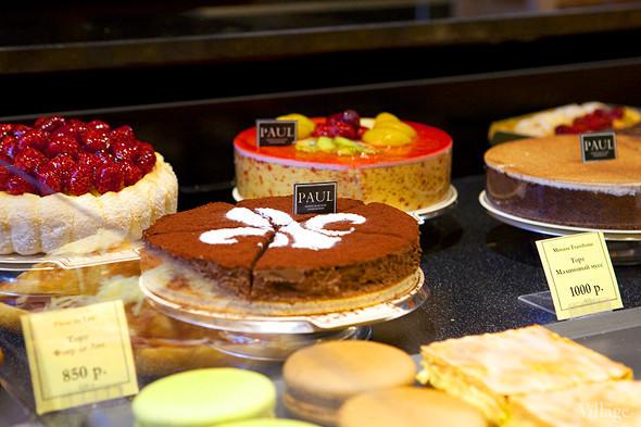 Новое место: кафе и пекарня Paul. Изображение № 7.