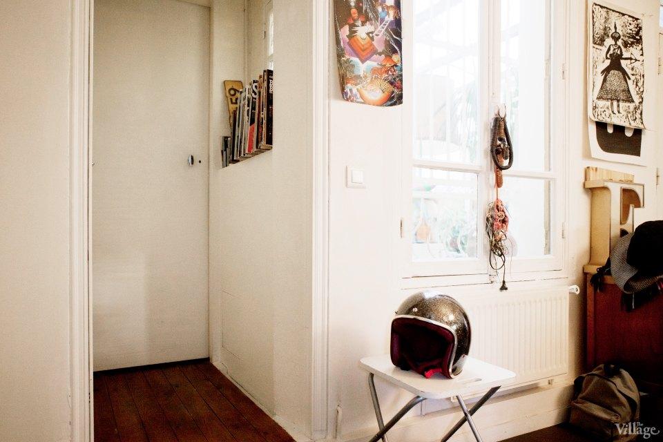 Квартиры мира (Париж): Дом в районе Монтрёй. Изображение №36.