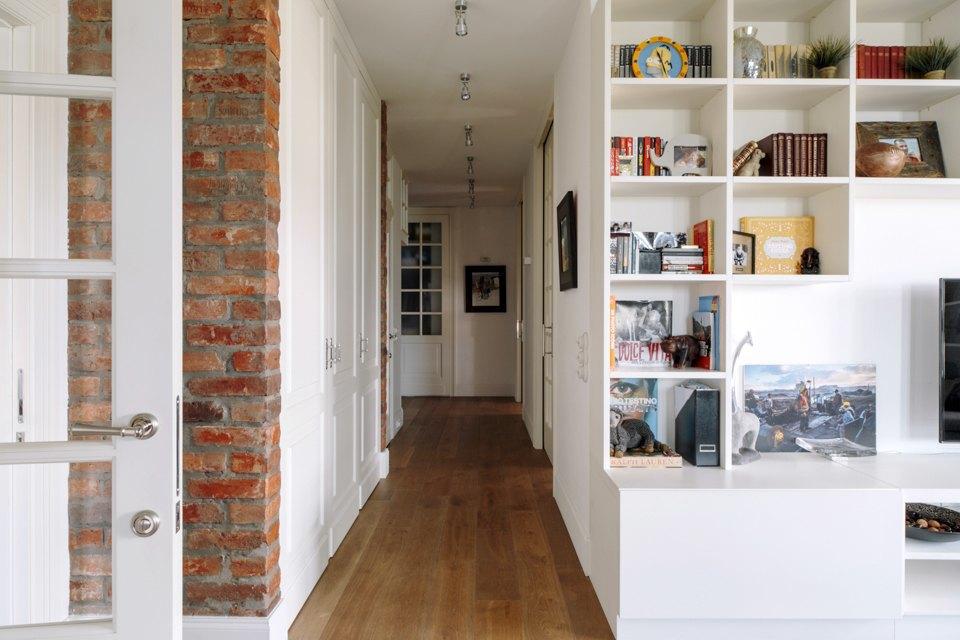 Четырёкомнатная квартира в американском стиле для семьи сдвумя детьми. Изображение № 32.