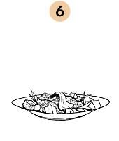 Рецепты шефов: Салат «Курица-тандури». Изображение № 10.