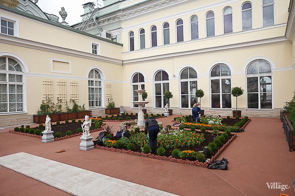 Фоторепортаж: Висячий сад Эрмитажа после реставрации. Изображение № 22.