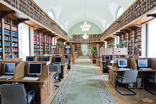 Читальный зал на площади Островского. Изображение № 23.