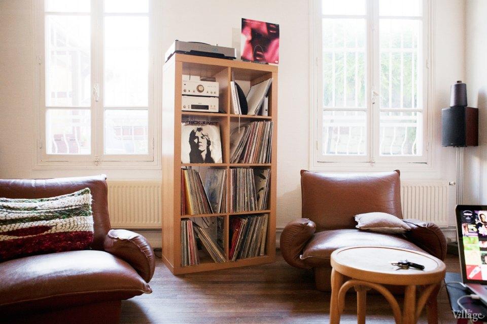 Квартиры мира (Париж): Дом в районе Монтрёй. Изображение №11.