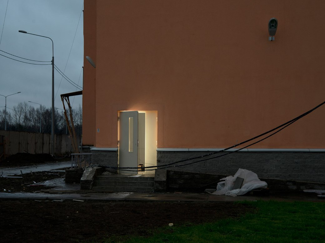 За КАД Петербурга: Как живётся новосёлам наулице Хармса. Изображение № 4.
