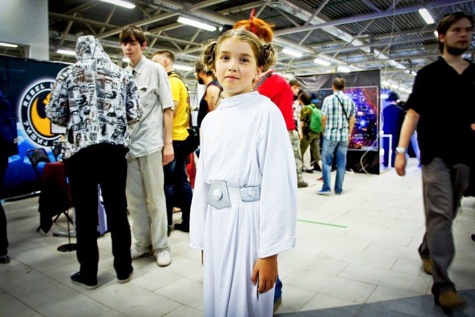 Фоторепортаж: Поклонники фантастики на фестивале «Старкон» в Петербурге. Изображение № 30.