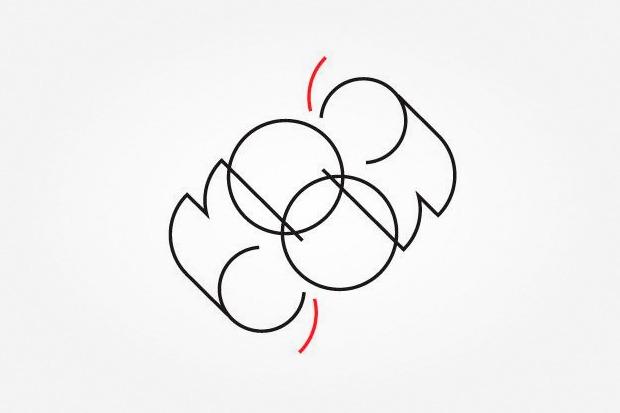 Пять идей для логотипа Москвы. Изображение №18.