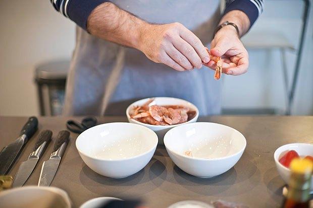 Шеф дома: Том ям и сашими из тунца Геннадия Иозефавичуса. Изображение № 8.