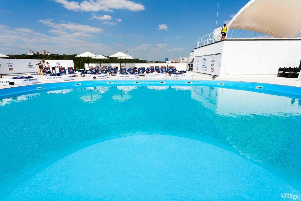 Фоторепортаж: Пляжный клуб на крыше Ocean Plaza . Изображение № 2.