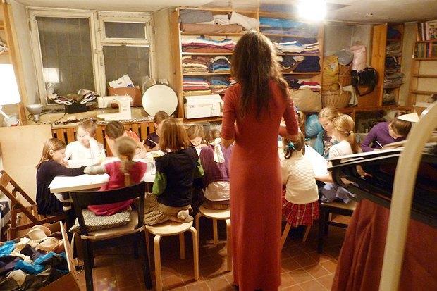 Как превратить заброшенный дом в детский центр. Изображение № 3.