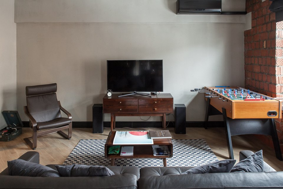 Трёхкомнатная квартира для холостяка наТишинке. Изображение № 9.