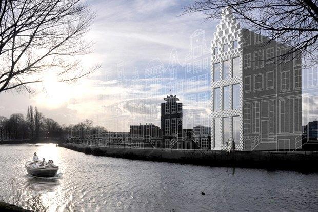 Дом печати: Как в Голландии строят здание с помощью 3D-принтера. Изображение № 6.