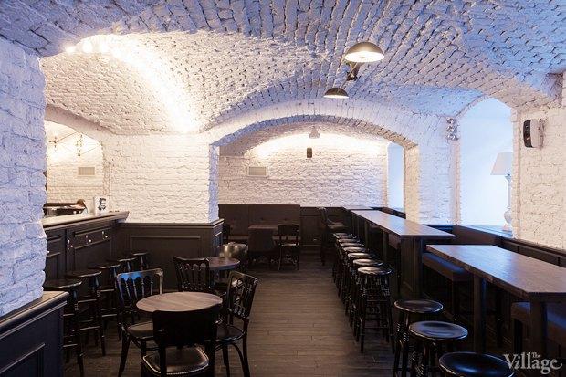 Новое место: Ресторан-бар Belinsky . Изображение № 4.