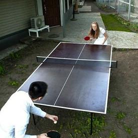 Стол накрыт: Где играть в пинг-понг на открытом воздухе. Изображение № 9.