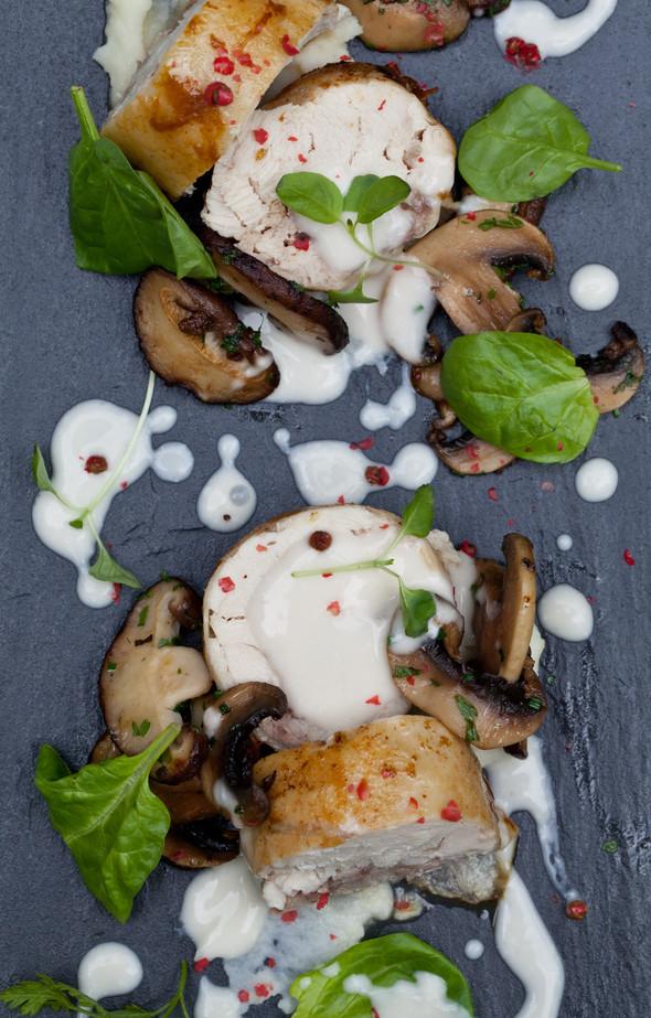 Жареный цыпленок от шеф-повара Дэниела Сиа . Изображение № 8.