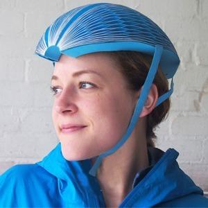 Cкладной экологичный шлем для велосипедистов EcoHelmet — Вишлист на Wonderzine