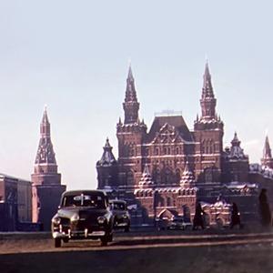 В закладки: Москва 50-х на фото и видео Мартина Манхоффа — Искусство на Wonderzine