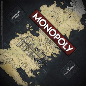 Зима уже здесь: Монополия по «Игре престолов» — Вишлист на Wonderzine