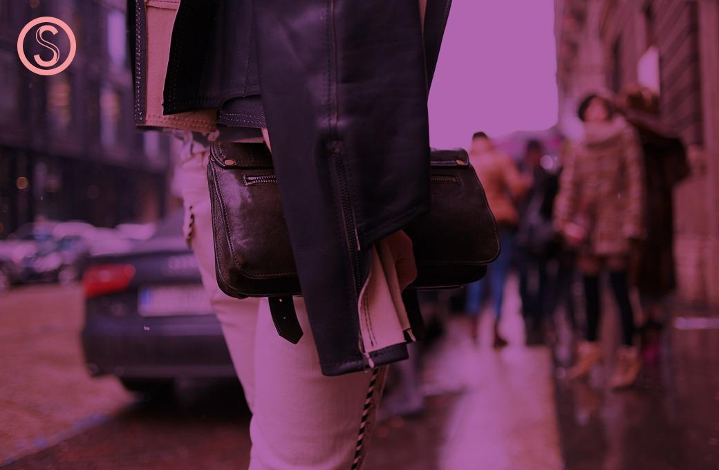 Стритстайл: Неделя моды в Милане,  часть II — Aurora Fashion Week на Wonderzine