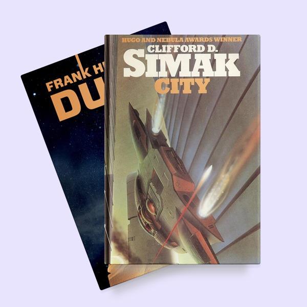 Учёные советуют 17 лучших научно-фантастических романов — Книги на Wonderzine