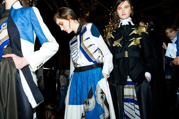 Прямая трансляция с Парижской недели моды: День 2