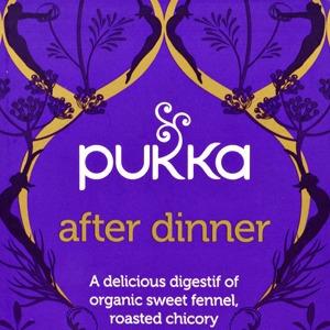 Органический чай Pukka с разными вкусами