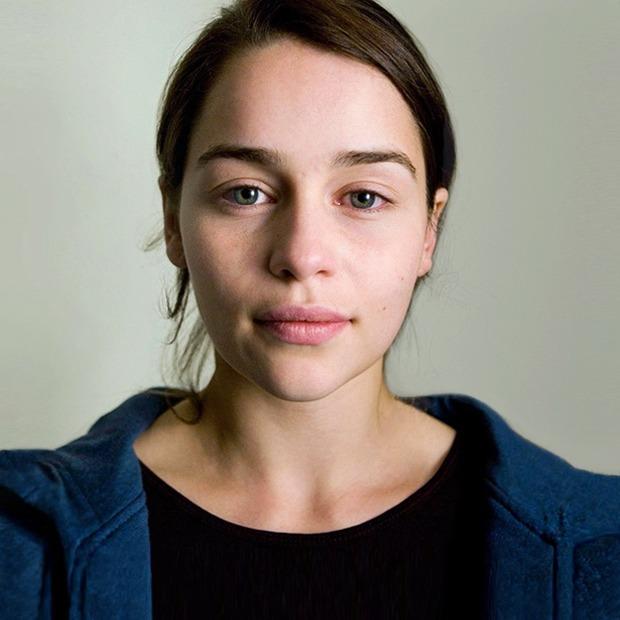 Эмилия Кларк: «Драконы — мои дети» — Интервью на Wonderzine