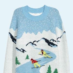 «Уродливые» свитера для Нового года: От простых до роскошных — Стиль на Wonderzine