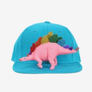 Бейсболка Piers Atkinson  с розовым динозавром — Вишлист на Wonderzine
