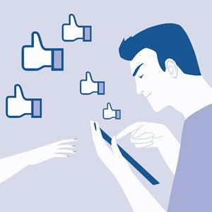 Одним пальцем:  Что мужчины  хотят сказать лайками — Мнение на Wonderzine