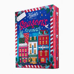 Красивый и полезный адвент-календарь Kiehl's — Вишлист на Wonderzine