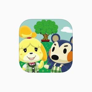 Симулятор деревни животных Animal Crossing: Pocket Camp