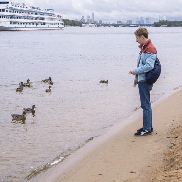 Режиссёр «Хорошего мальчика» Оксана Карас: «Мы все взрослеем одинаково»