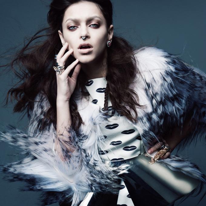 Женя Катова, модель