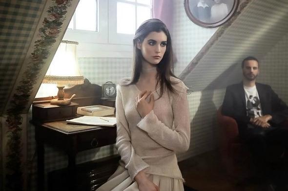 Новые лица: Манон Лелу, модель — Paris Fashion Week на Wonderzine
