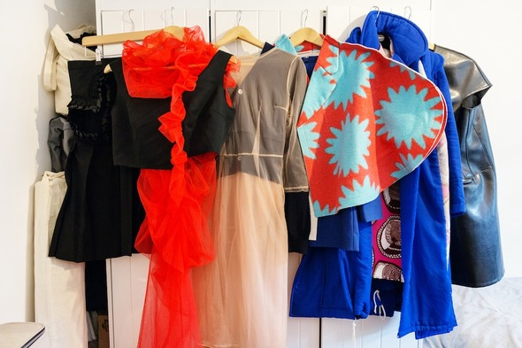 Токио — Лондон: Коллекция Comme des Garçons и Junya Watanabe — Fashion Passion на Wonderzine