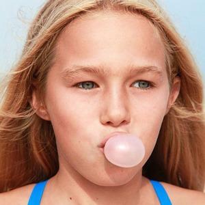 «Bubblegum»: Жвачка как символ юности — Фотопроект на Wonderzine