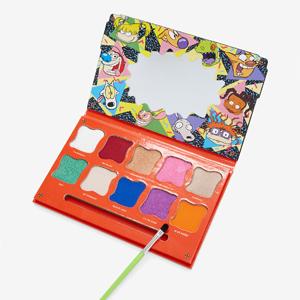 Ностальгическая палетка теней Nickelodeon Eyeshadow Palette — Вишлист на Wonderzine