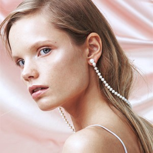 Maria Stern: Лаконичные украшения с жемчугом — Новая марка на Wonderzine