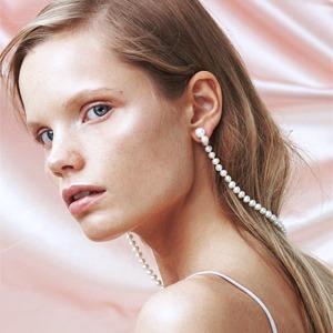Maria Stern: Лаконичные украшения с жемчугом