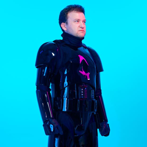 Ильдар Бацилла  о «Звездных войнах»  и мачо в доспехах — Жизнь на Wonderzine