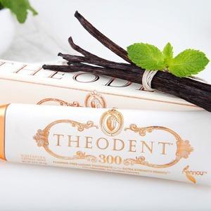 Зубная паста Theodent 300 с экстрактом какао — для самых роскошных