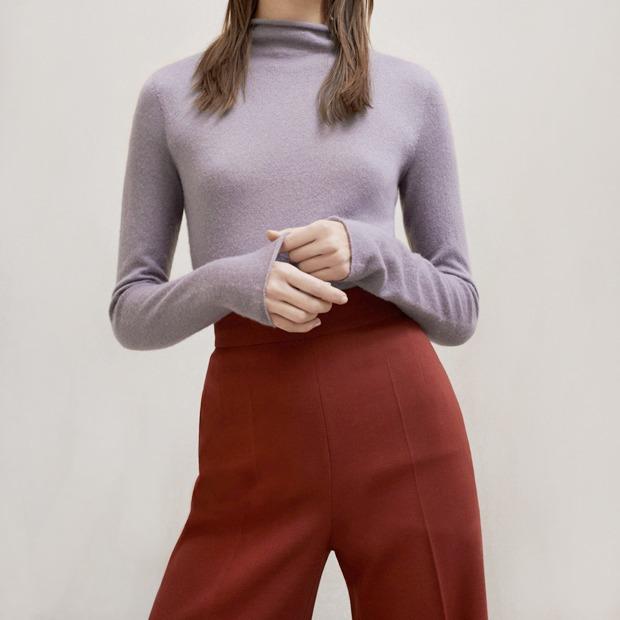 С чем носить широкие брюки: 6 актуальных вариантов