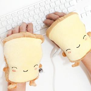 USB-варежки с подогревом для холодных дней  в офисе и дома