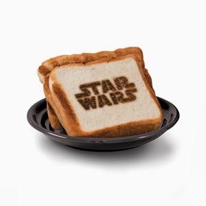 Тостер для любителей «Звездных войн»