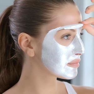 Серебряная маска-плёнка для лица Glamglow — Вишлист на Wonderzine