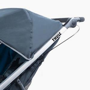 Детская коляска для бега  с ребёнком Thule Glide — Вишлист на Wonderzine