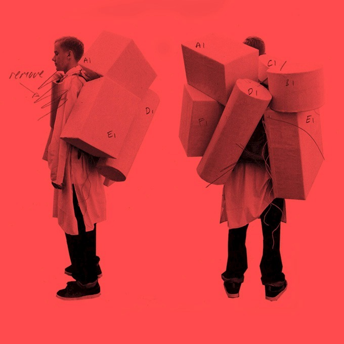 Крейг Грин, дизайнер-авангардист — Новая марка на Wonderzine