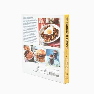 Книга похмельных рецептов для дней, когда тяжеловато — Вишлист на Wonderzine